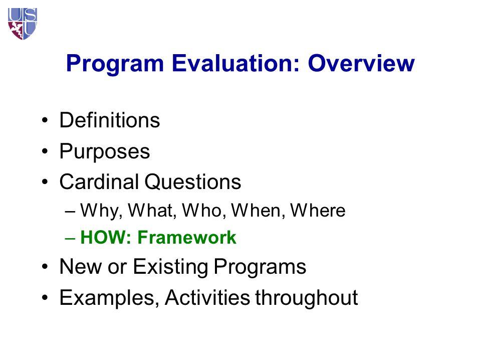 Educational Goals Curriculum Evaluation Feedback / Grading Individual Program