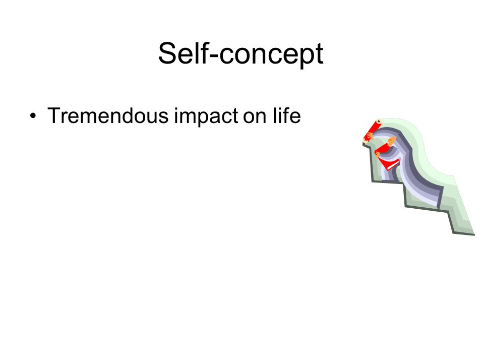 Self-concept Tremendous impact on life