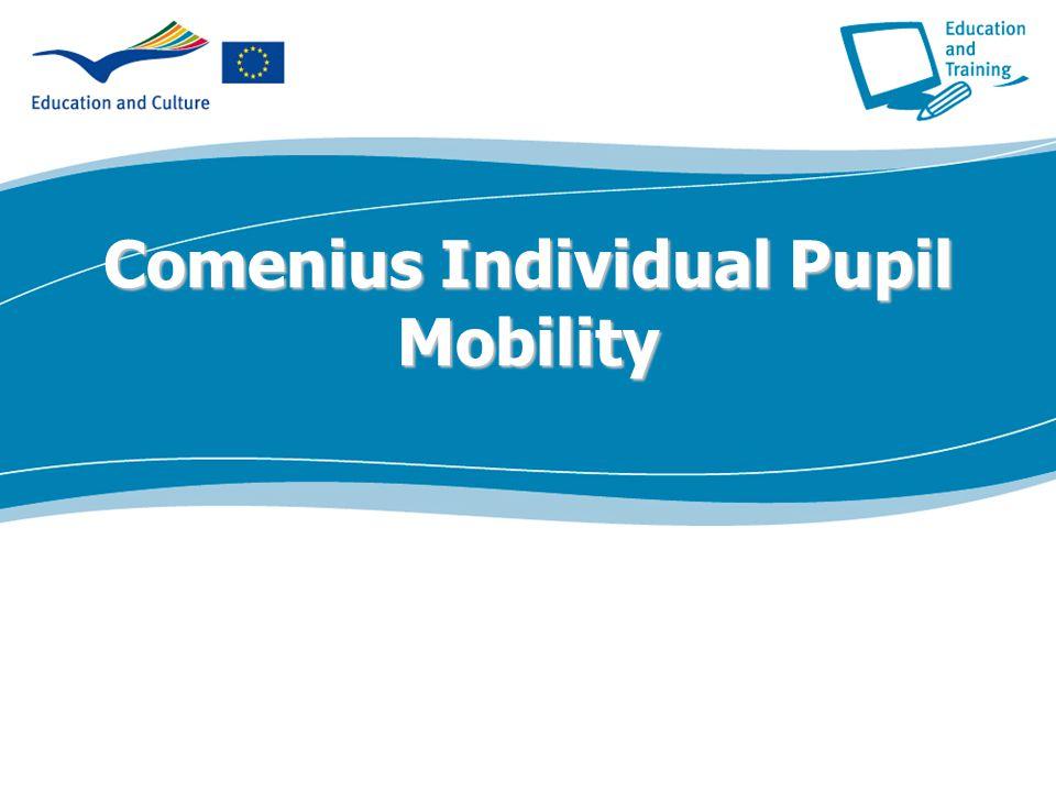 Comenius Individual Pupil Mobility
