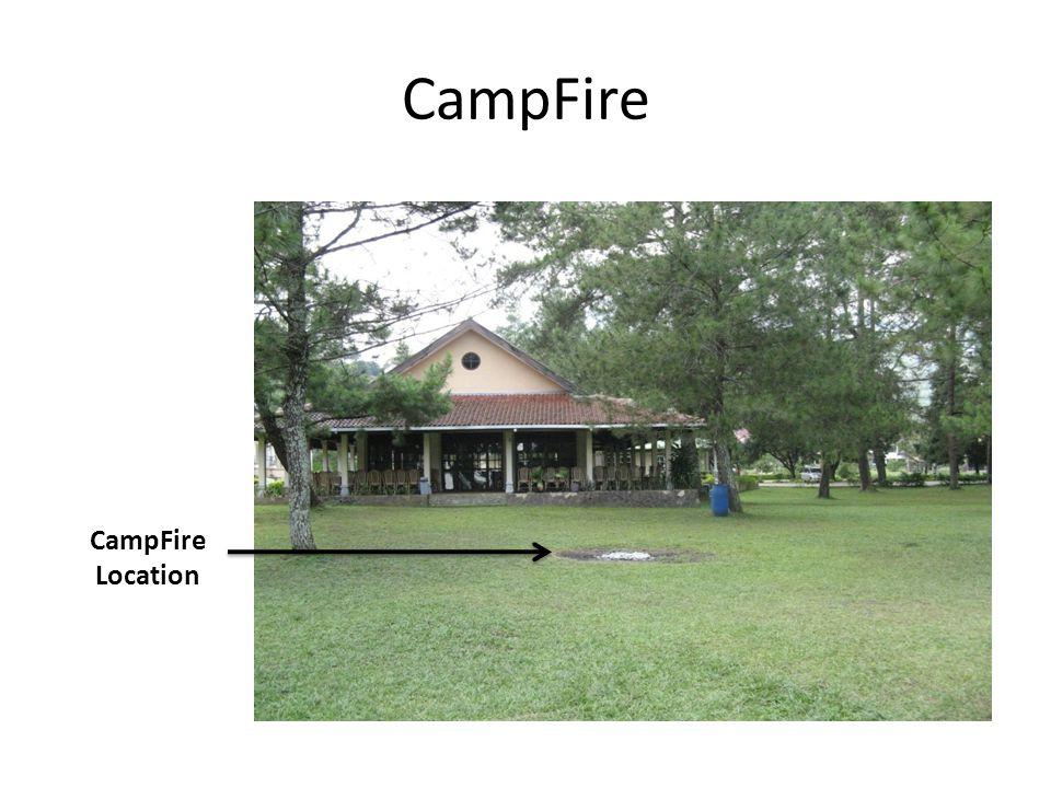 CampFire Location