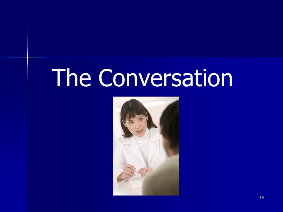 The Conversation 16
