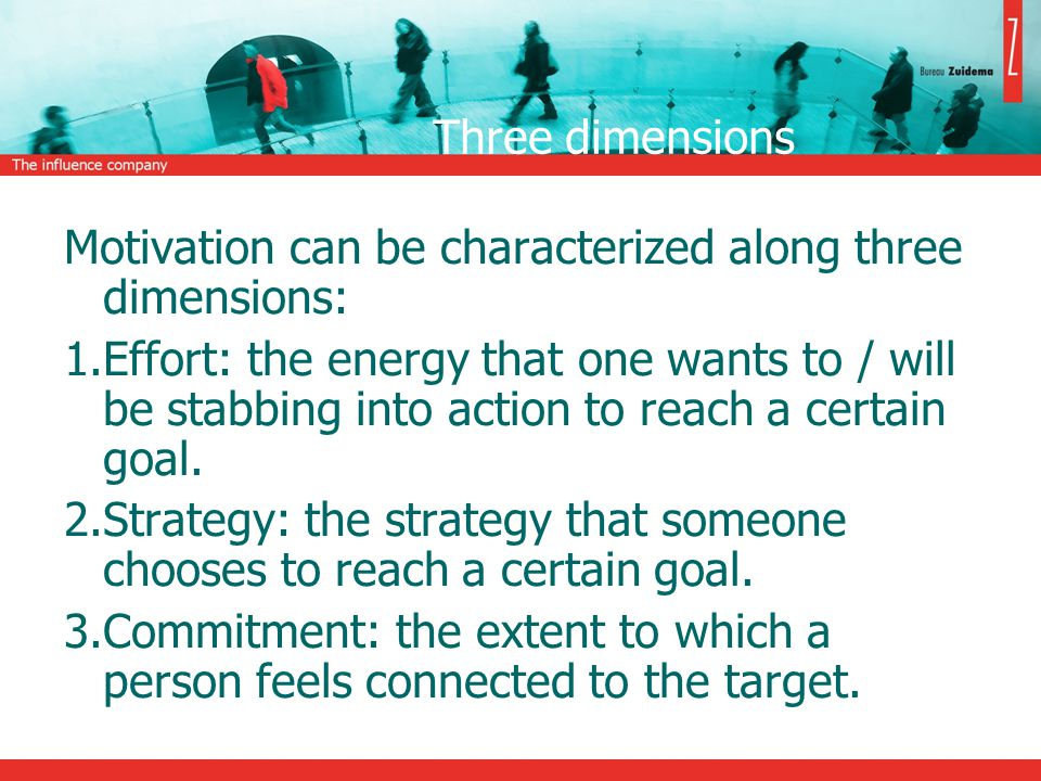 Motivation and education Motivation in education can have several effects on how students learn and how they behave.