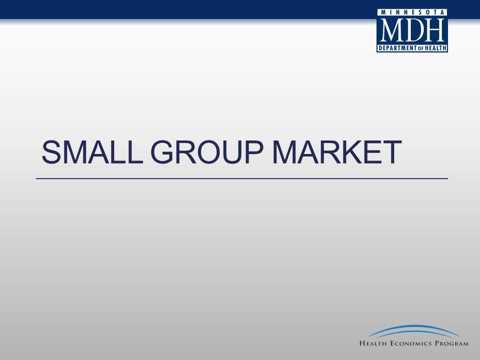 23 Loss Ratio Experience in the Small Group Market, 2000 to 2013 Companies with common ownership have been combined for purposes of this analysis.