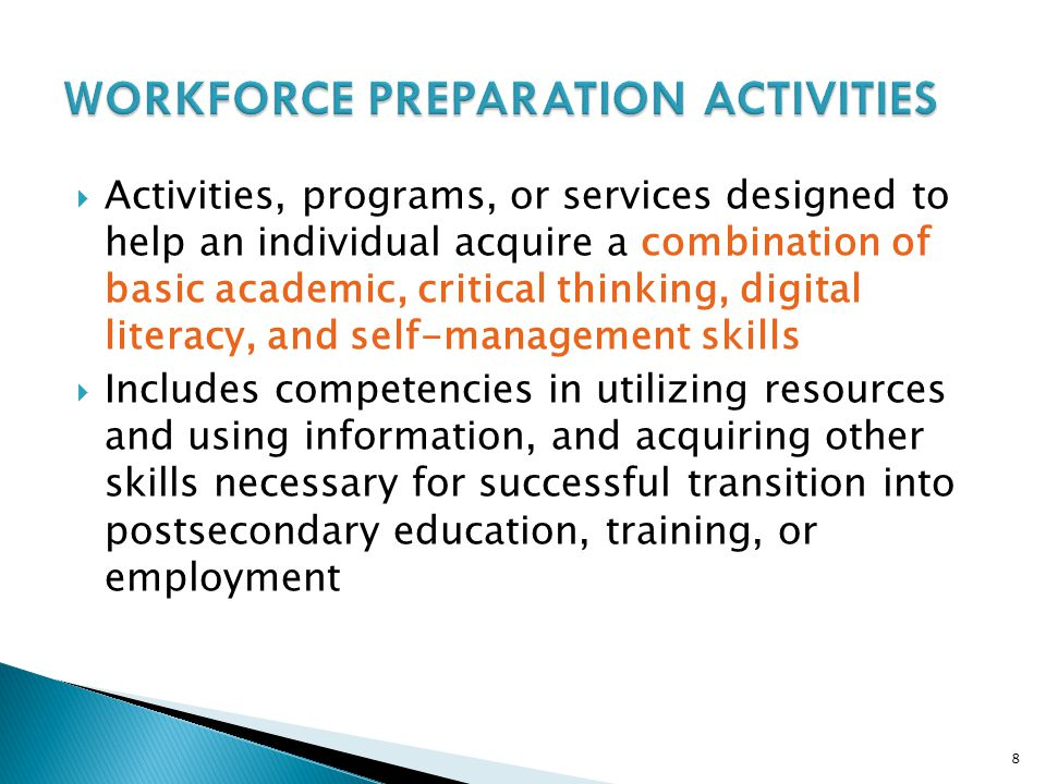  What kinds of technical assistance will programs need to understand these new definitions.