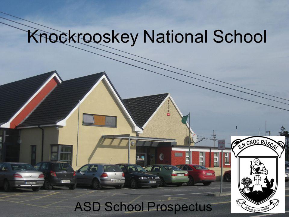 Knockrooskey National School ASD School Prospectus 1