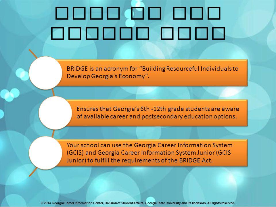 What is the BRIDGE Act.