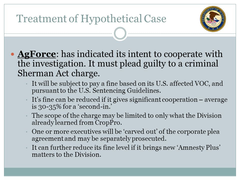 AgForce: has indicated its intent to cooperate with the investigation.