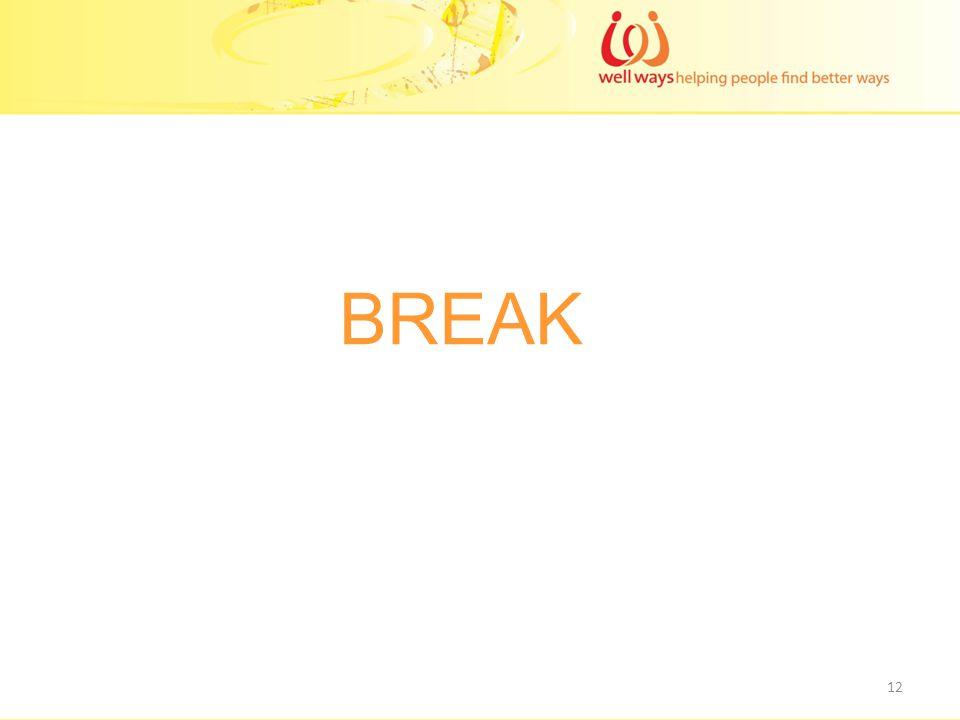 12 BREAK