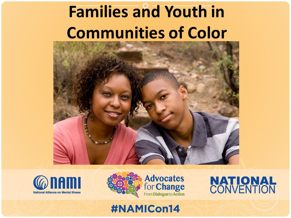 Families and Youth in Communities of Color