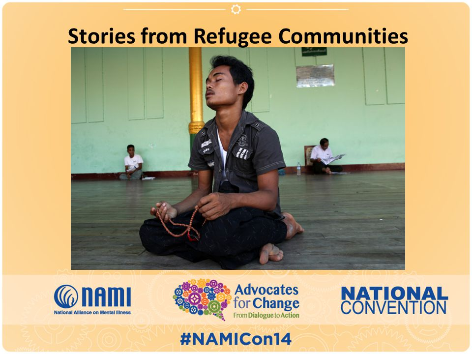 Stories from Refugee Communities