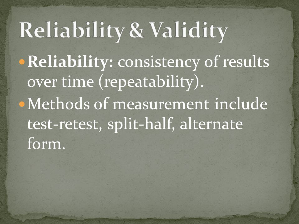 Aptitude tests: assess person's capacity to learn, predict future performance (e.g.
