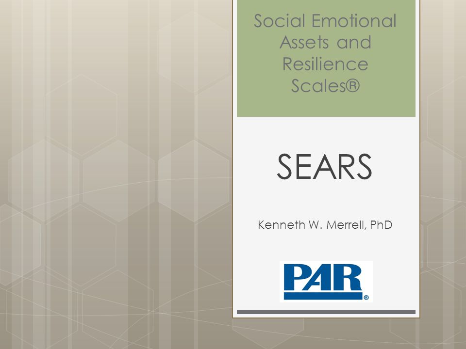 Collaborative for Academic, Social, and Emotional Learning (CASEL)  Social and emotional learning involves the processes through which children and adults acquire and effectively apply the knowledge, attitudes, and skills in five competency areas: Social and emotional learning  Self-awareness : Recognizing one's emotions and thoughts and their influence on behavior.