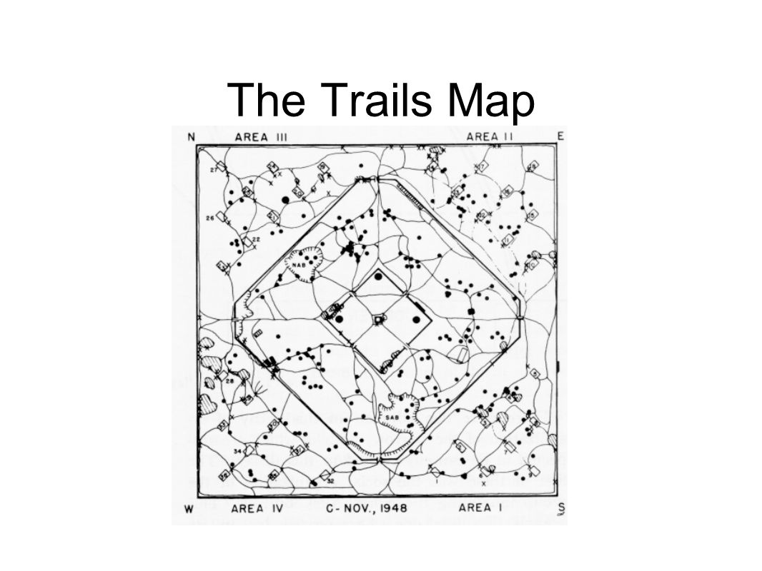 The Trails Map