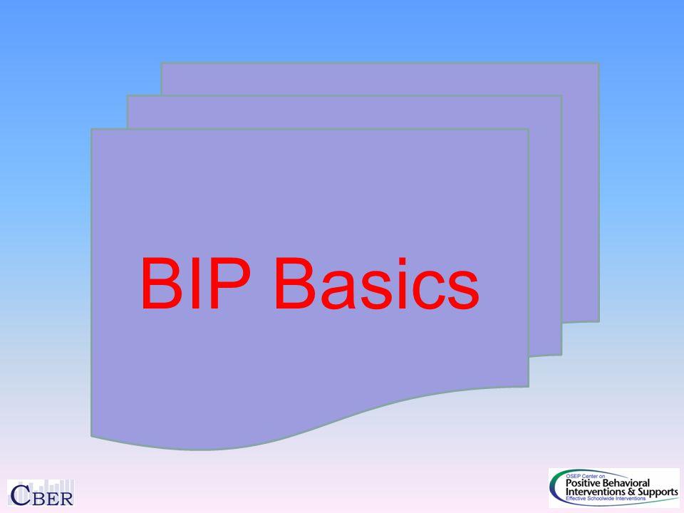 BIP Basics