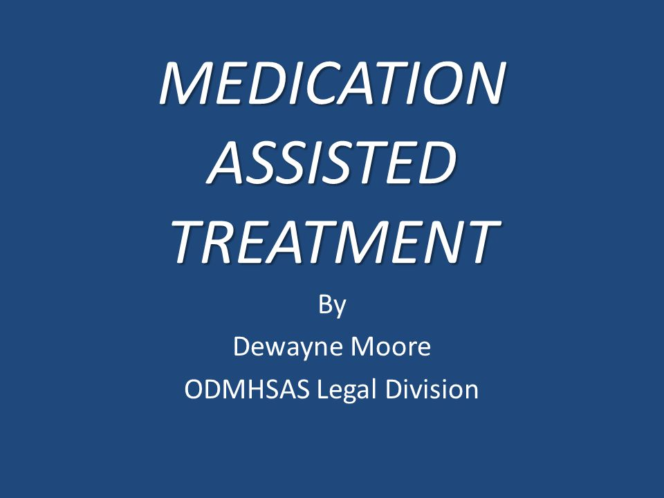 The American Association for the Treatment of Opioid Dependence ( AATOD ) asked the Legal Action Center to write a report on the legality of criminal justice agencies' denial of access to methadone maintenance and buprenorphine treatment for opiate addiction.