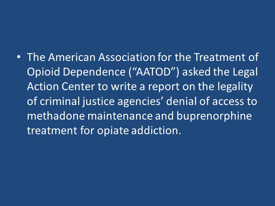 Of the 65% of incarcerated individuals with substance use disorders, only 11% received any type of professional treatment in 2006, and less than 1% received detoxification services.