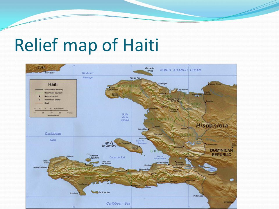 Agrarian options and dilemmas Mass exodus: Agriculture a declining option in Haiti.