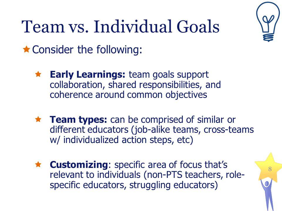 Team vs.