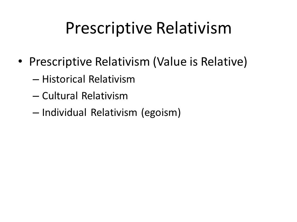 Toleration Descriptive Relativism and Toleration – To what extent are we morally required to tolerate false descriptive beliefs expressed by other individuals and/or cultures.