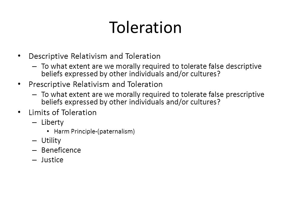 Cultural Intervention (Imperialism) Are there times when one culture has the moral obligation to intervene in the intolerable beliefs or practices of another culture.