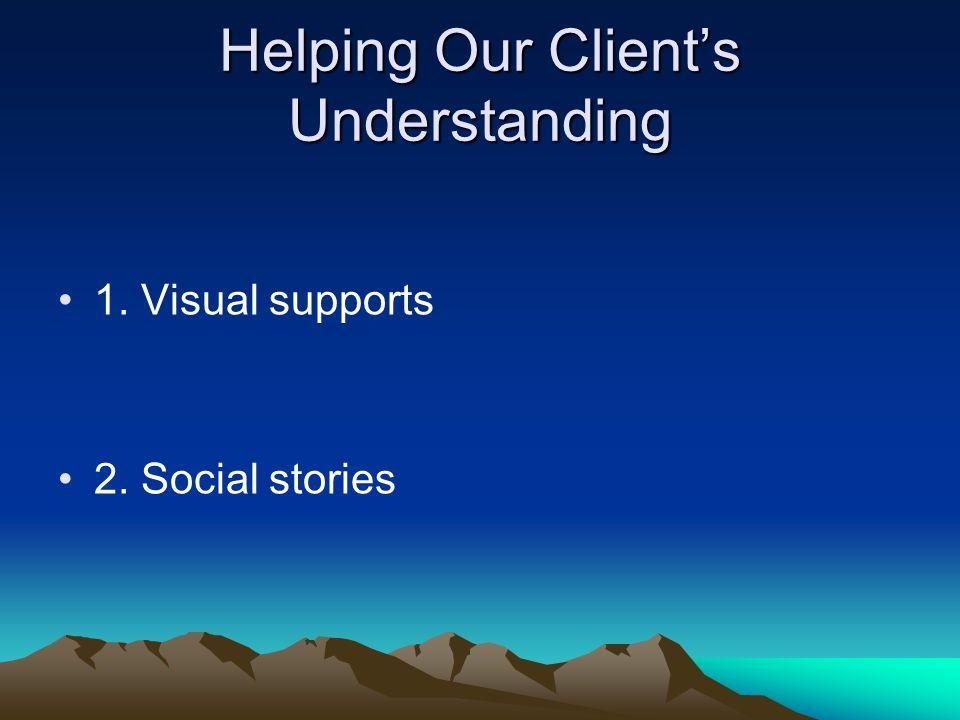 Social Stories Good social stories use 3 types of sentences: 1.Descriptive 1.Perspective 1.Directive