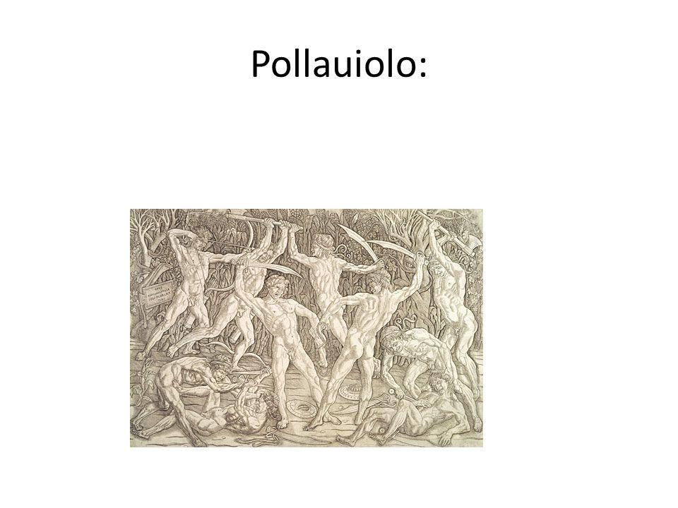 Pollauiolo: