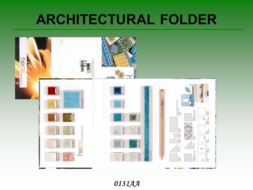 ARCHITECTURAL FOLDER 0131AA