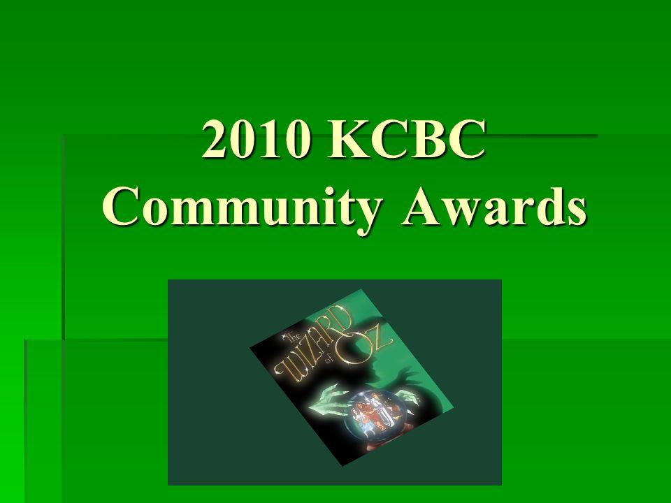 2010 KCBC Community Awards