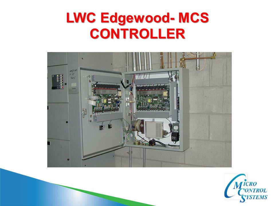 LWC Edgewood- MCS CONTROLLER