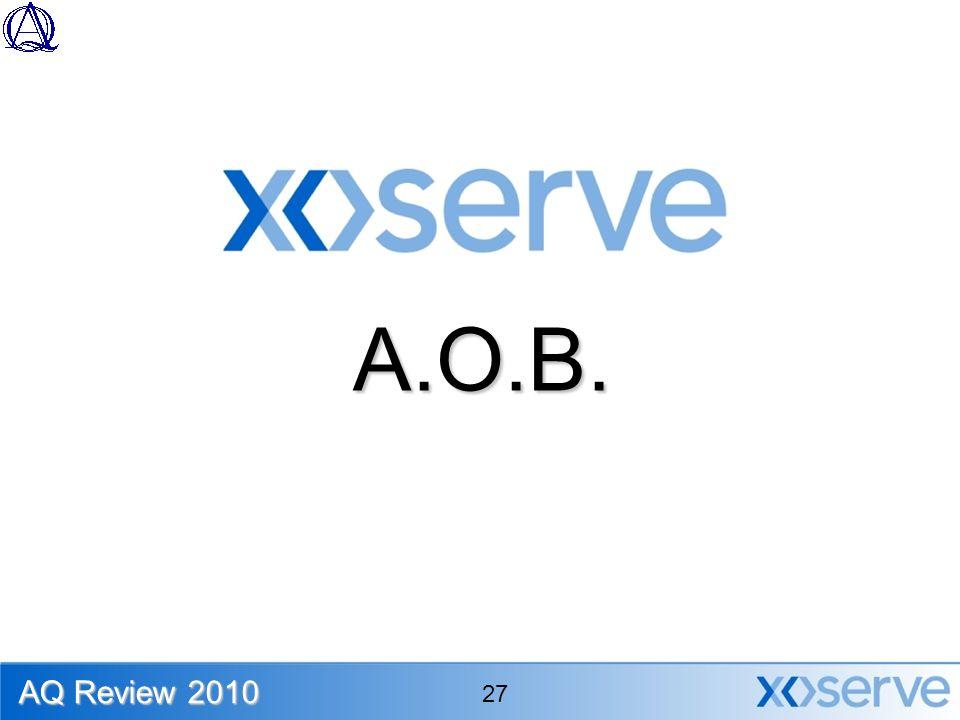 A.O.B. 27