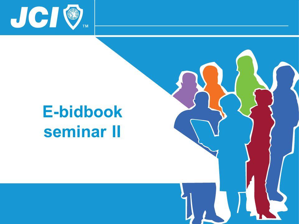 E-bidbook seminar II