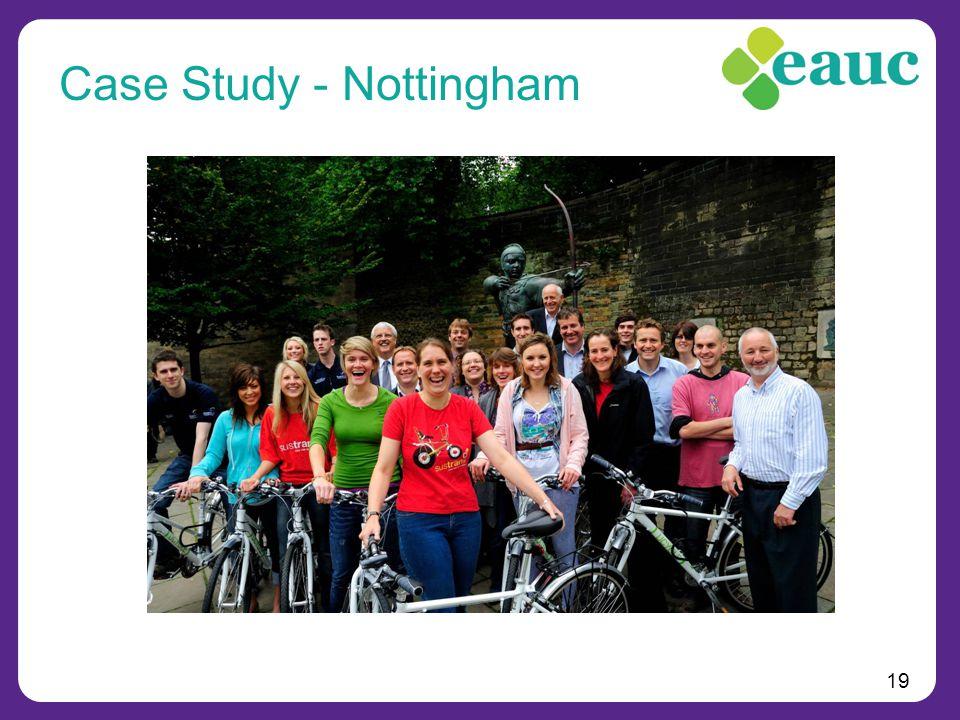 19 Case Study - Nottingham