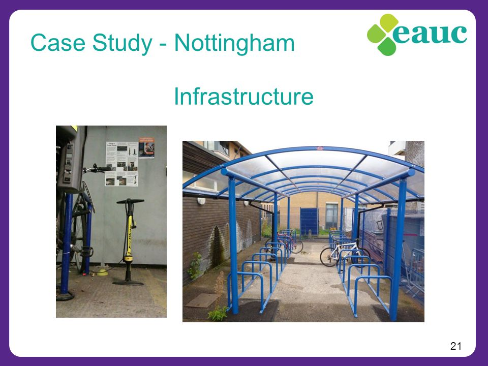 21 Infrastructure Case Study - Nottingham