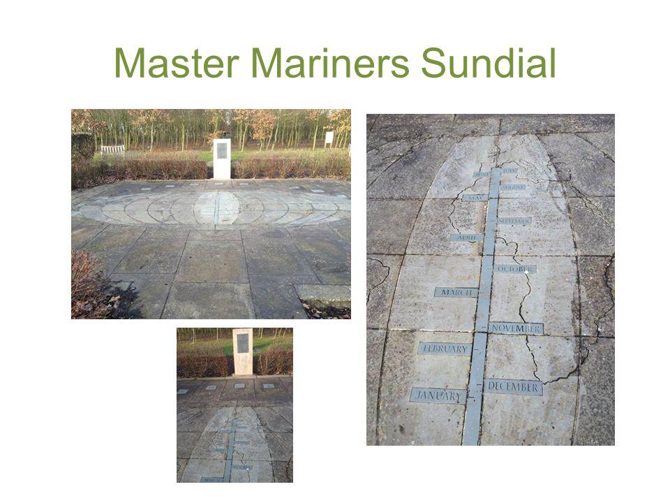 Master Mariners Sundial