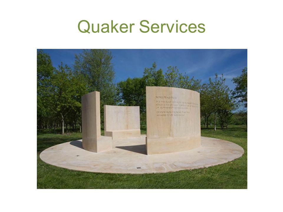 Quaker Services