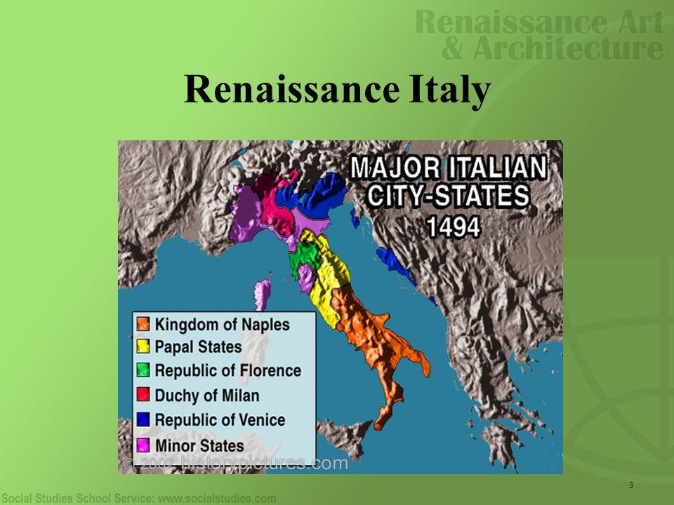 3 Renaissance Italy