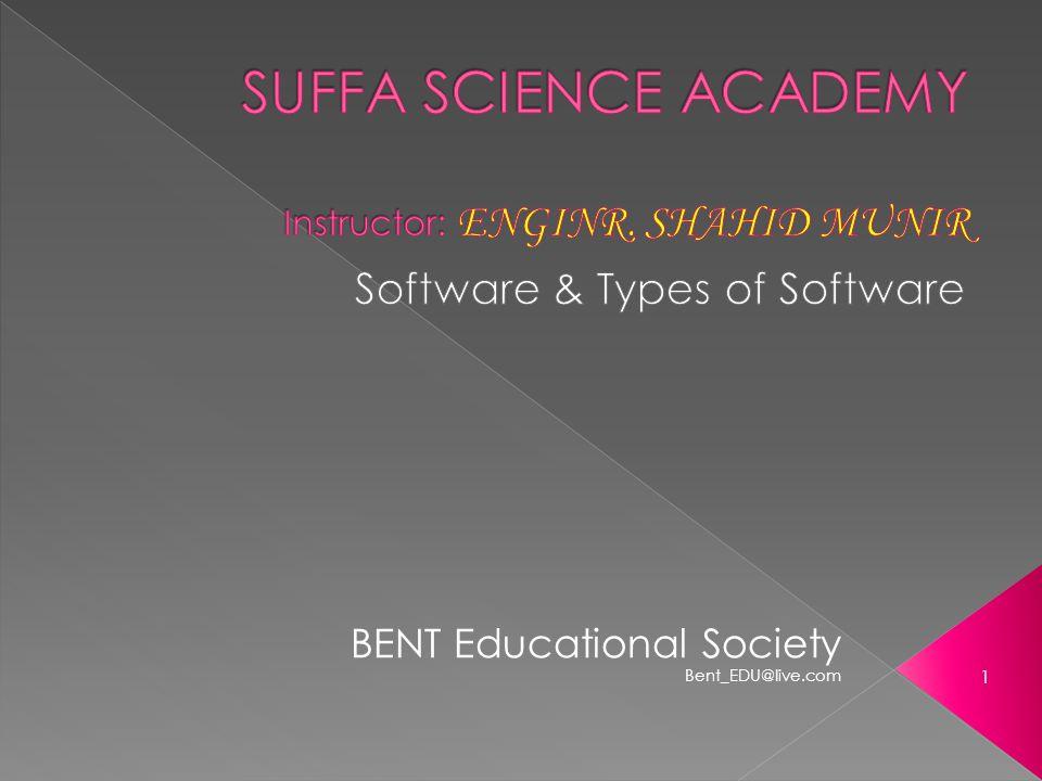 1 BENT Educational Society Bent_EDU@live.com