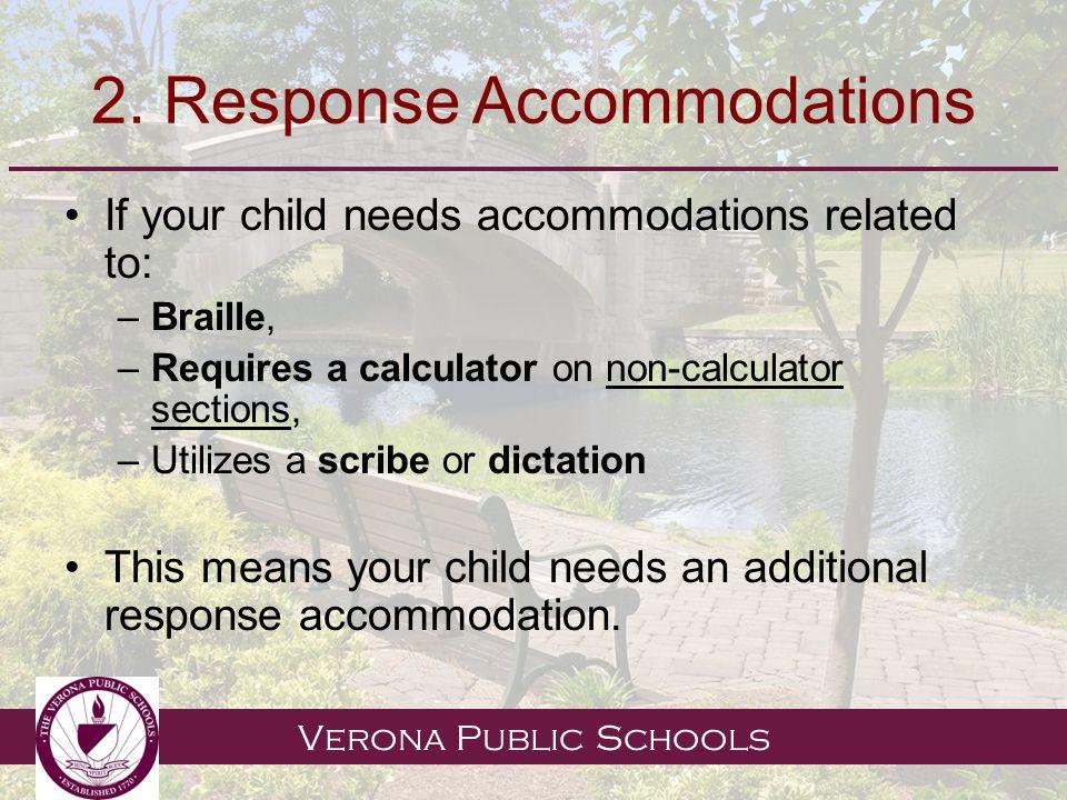 Verona Public Schools 2.