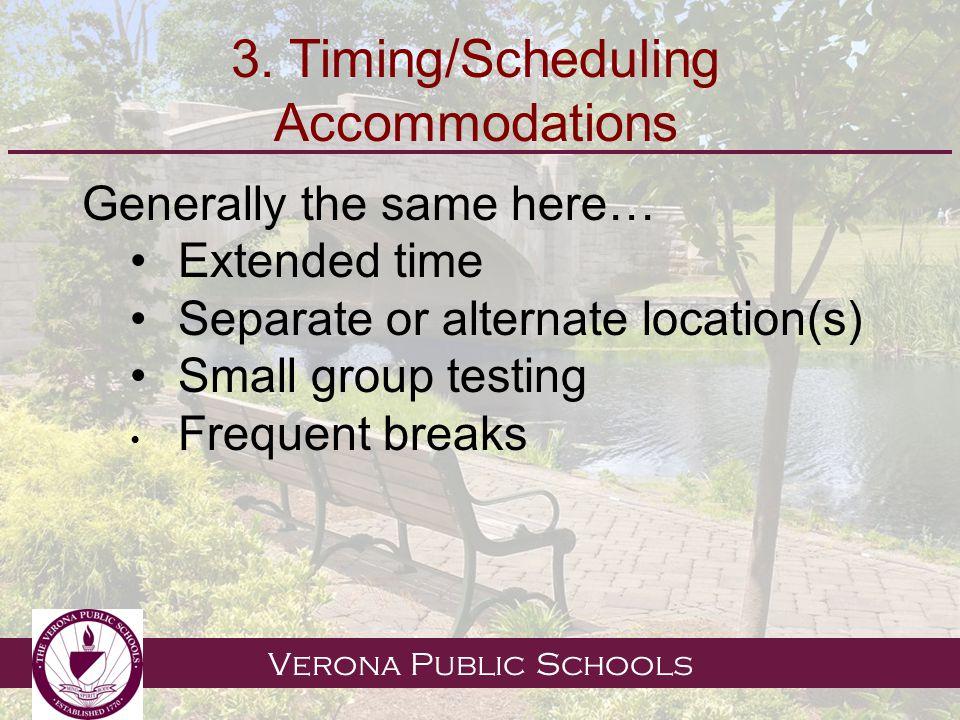 Verona Public Schools 3.