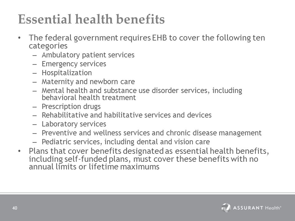 41 Summary of benefits and coverage SBC is a standard document that allows consumers to compare health plans between carriers – The government issued a standard form that all carriers had to complete with their information A SBC will be issued – Upon policy quote – Upon policy issuance – Once a plan year – Upon request