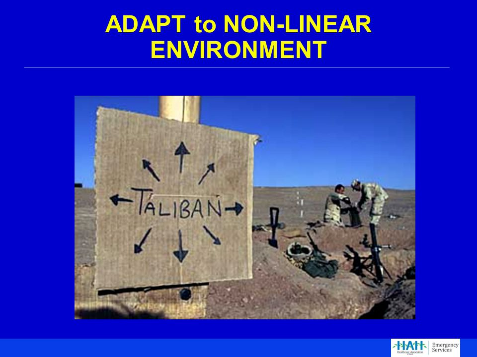 ADAPT to NON-LINEAR ENVIRONMENT