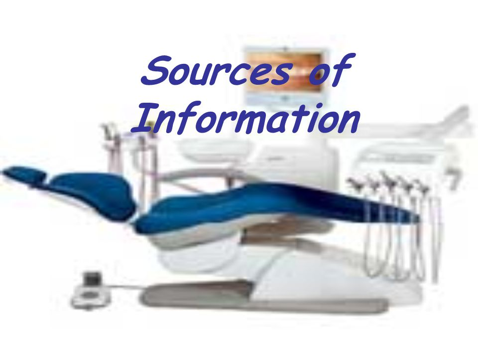 Clients often learned this information (and the misinformation) : 1- school-based health programs 2- the dentist 3- media, and advertising; and 5- from peers, friends, neighbors, or relatives