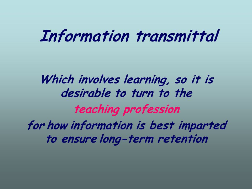 Unawareness -The individual simply lacks information -Has faulty data concerning the problem