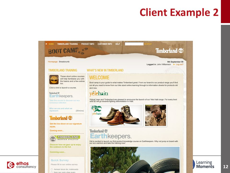 12 Client Example 2