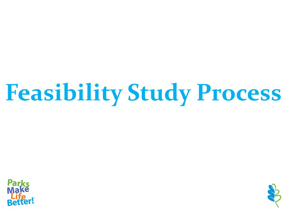 Feasibility Study Process