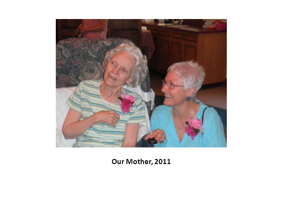 About Our Mother's Voice Our mother is a lifelong activist for social justice for those without a voice.