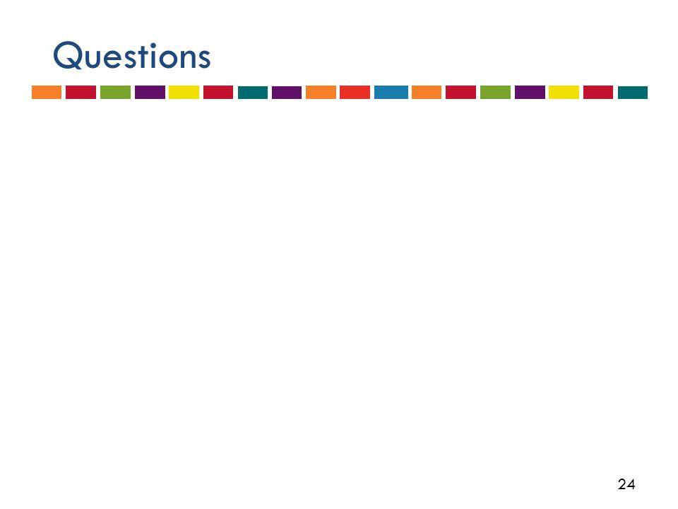 24 Questions
