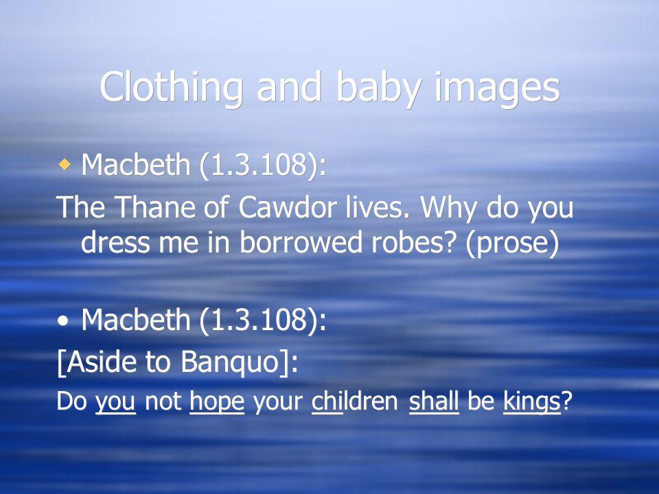Macbeth alone  Follows text: left the chamber  Rain  Head shot = mental cogitation  Follows text: left the chamber  Rain  Head shot = mental cogitation