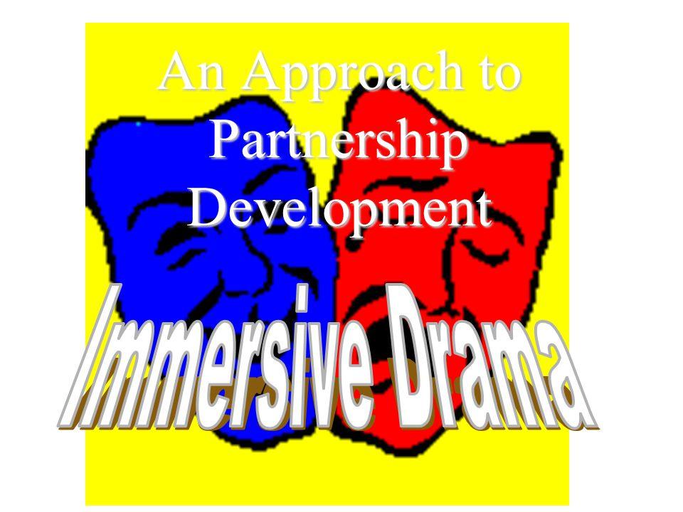 An Approach to Partnership Development