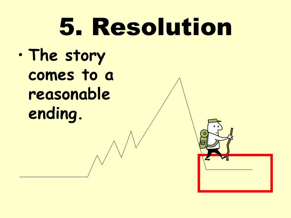Exposition Rising Action: Opening of a story / background Events are focused around the conflict.